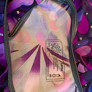 Pelle Pelle Bottoms - EUC girls purple leotard size large